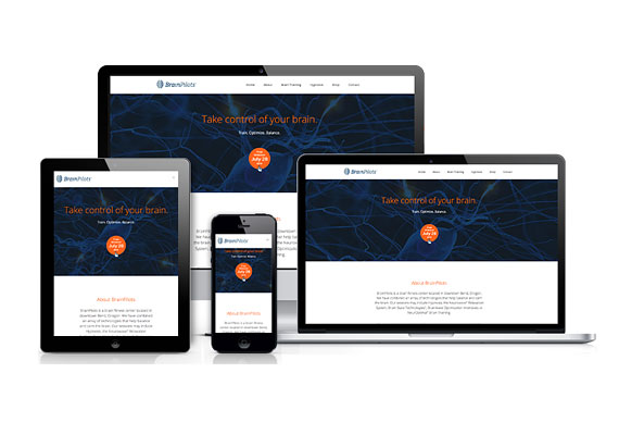 Brain Pilots was designed by Studio Absolute and developed by GelFuzion as part of our agency partnership. The site was built using Adobe Business Catalyst and is fully responsive.
