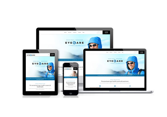 Central Oregon Eyecare was designed by Studio Absolute and developed by GelFuzion as part of our agency partnership. The site was built using Wordpress and is fully responsive.