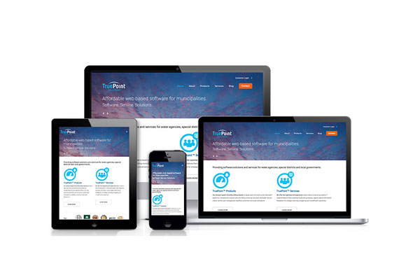 Truepoint Solutions was designed by Studio Absolute and developed by GelFuzion as part of our agency partnership. The site was built using Adobe Business Catalyst and is fully responsive.